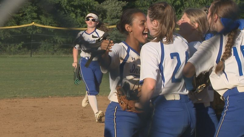 Scores and highlights from VHSL baseball, softball, and boys and girls soccer tournaments.