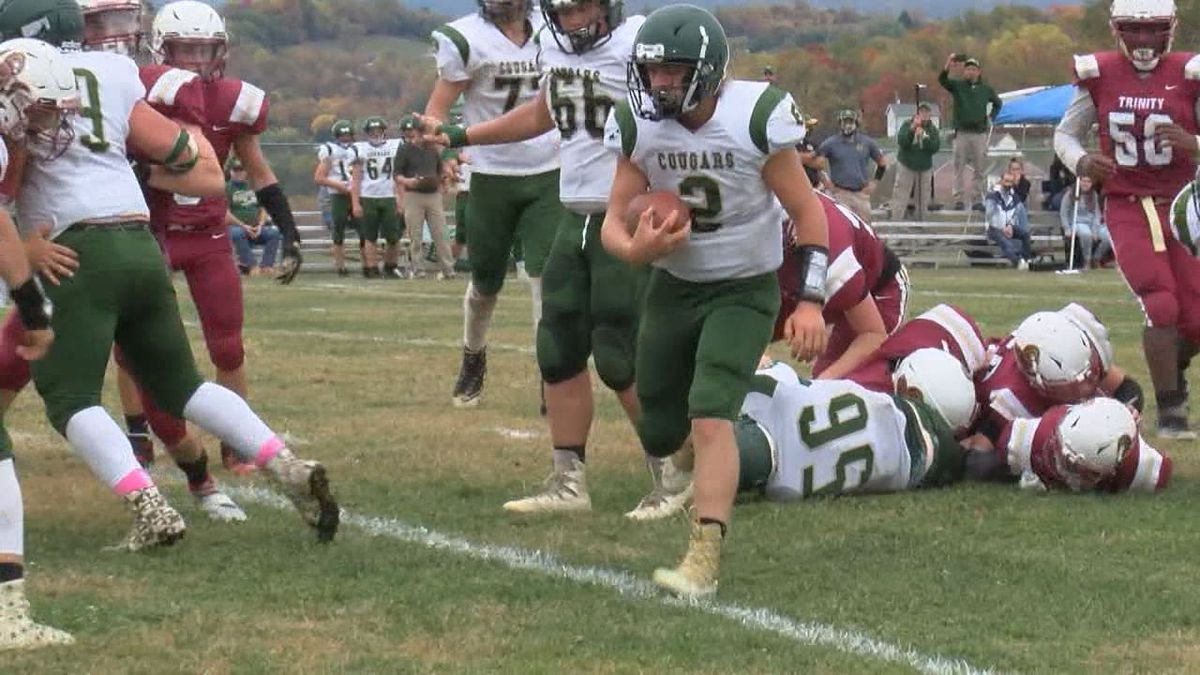 Coverage from Week 9 of WHSV EndZone 2020.