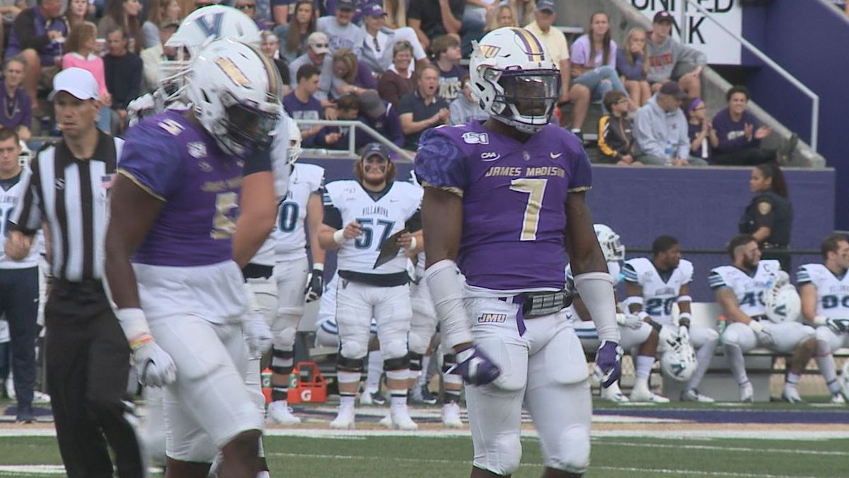 John Daka has been named the STATS FCS National Defensive Player of the Week.