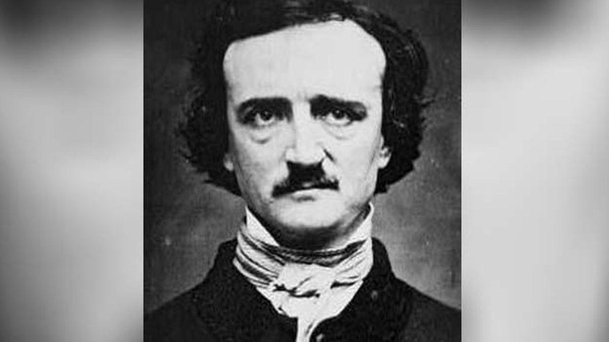 Edgar Allan Poe. (Source: Wikimedia Commons)