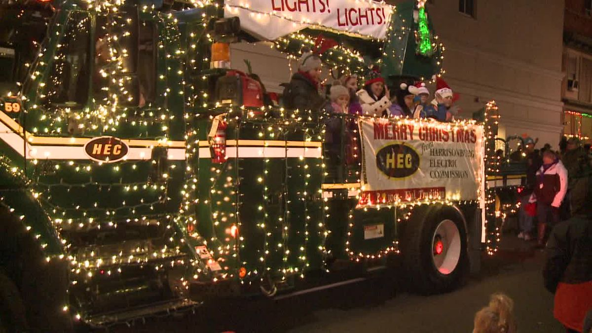 Harrisonburg announces updated holiday parade plans