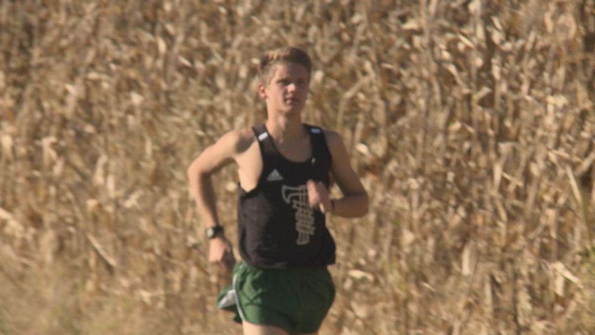 Burger King Student Athlete of the Week: Chase Rimel - Central High School