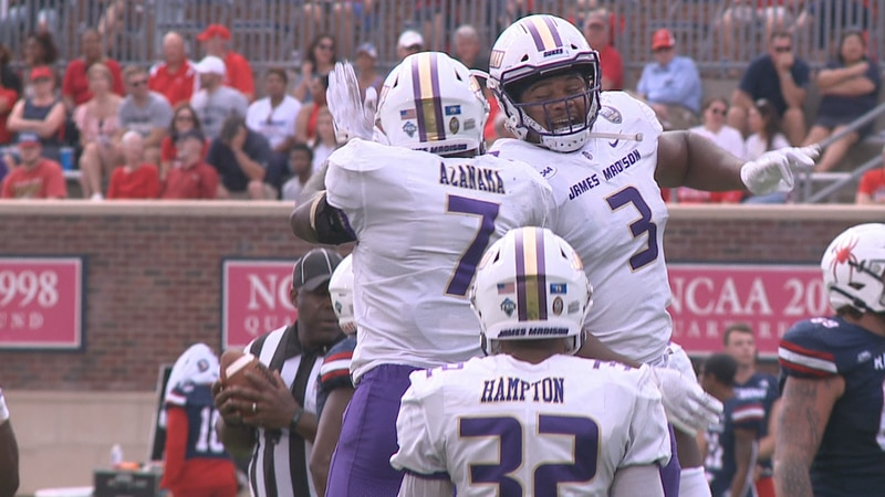 The No. 8 James Madison football team defeated Richmond, 19-3, Saturday afternoon at E....