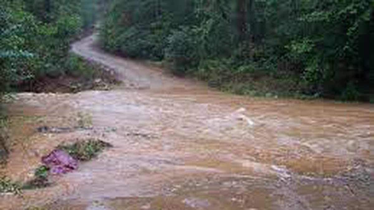 There are three different types of flooding: areal flooding, river flooding, and flash flooding