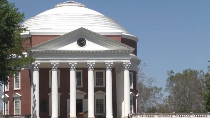 The University of Virginia Rotunda