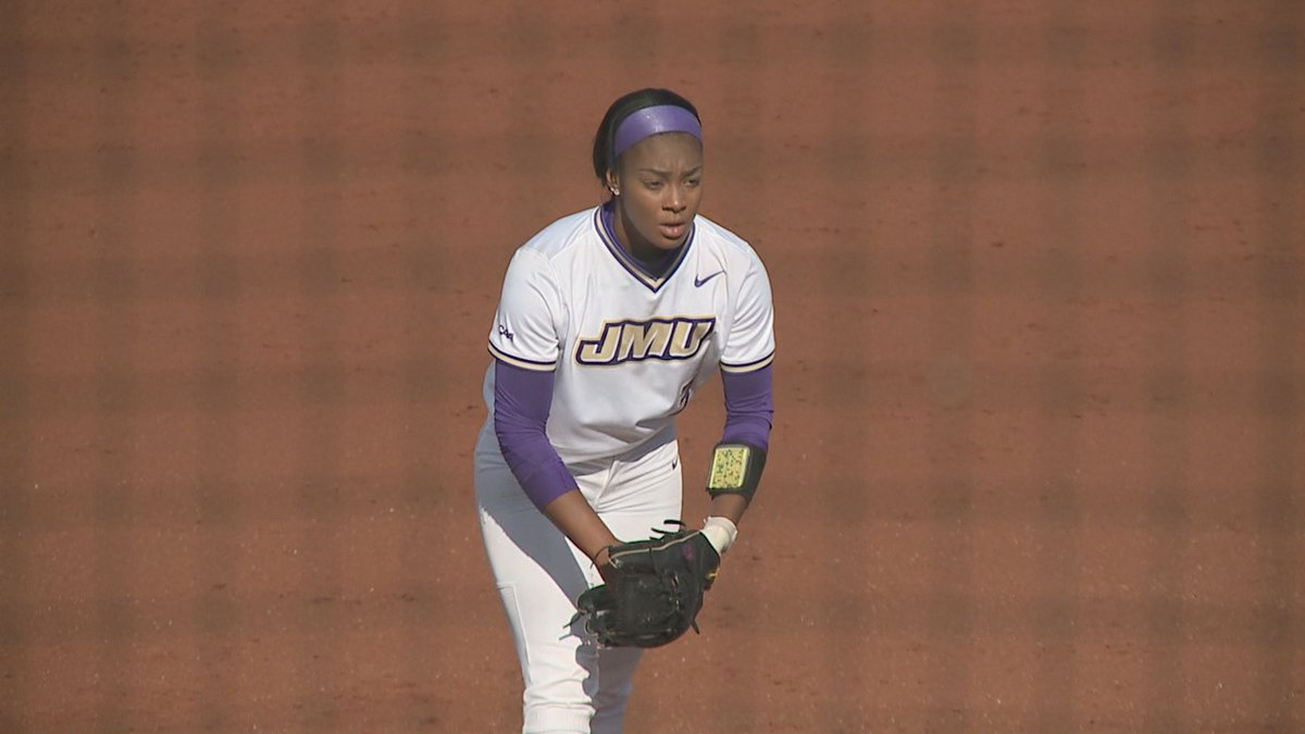 James Madison softball star Odicci Alexander has been named the 2021 NCAA Pitcher of the Year...