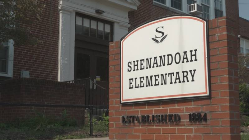 In Page County, Shenandoah Elementary School will be closed until next Tuesday due to...