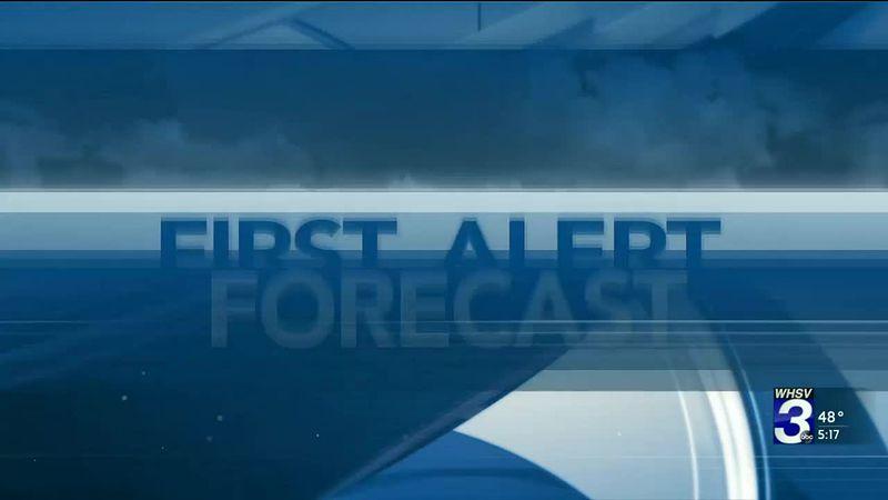 Evening Weather Forecast 4/21/2021