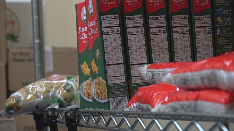 Divine Love Fellowship opens food bank