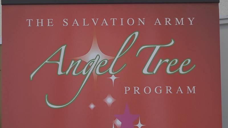 Angel Tree Program at Salvation Army Harrisonburg