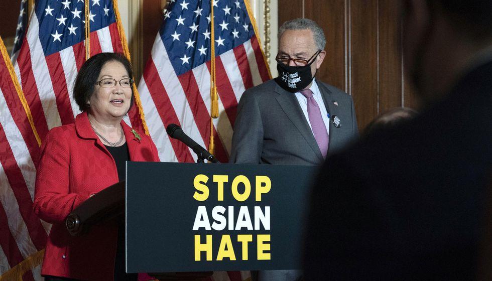 www.whsv.com: Senate poised to start debate on Asian-American hate crime bill