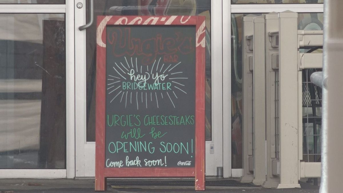 Urgie's Cheesesteaks Bridgewater will open outside of Generations Park | Photo: WHSV