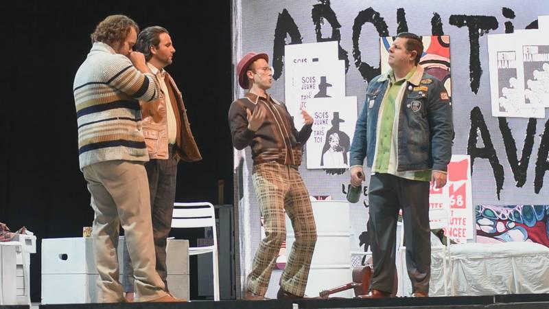 Charlottesville Opera's rendition of La Bohème