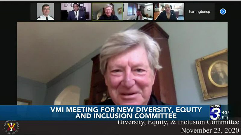 VMI Board of Visitors Diversity, Equity and Inclusion Committee meets Monday