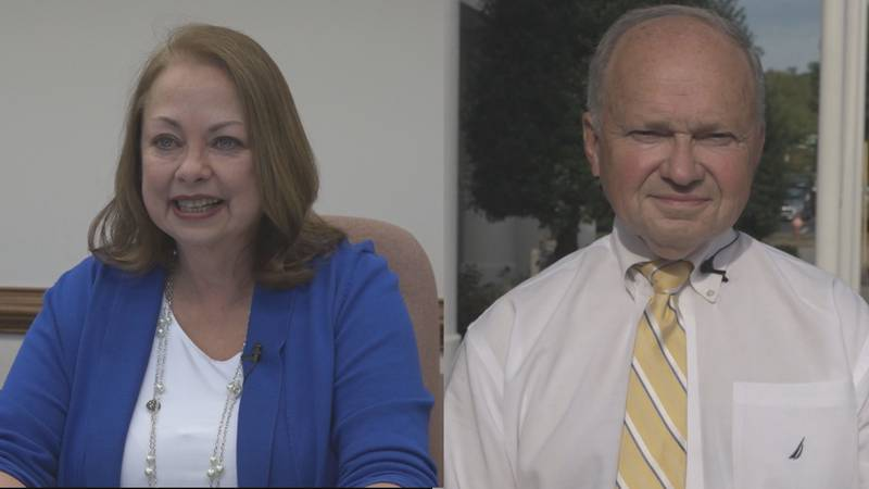 Carter and Pyles face off in Board of Supervisors Election