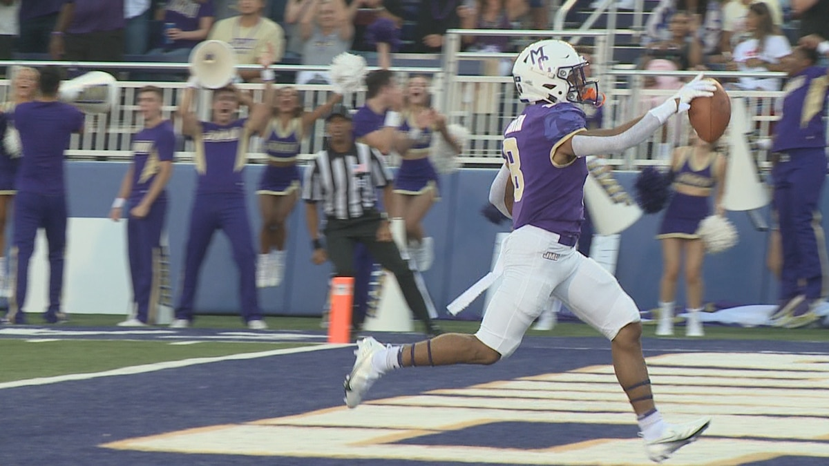 The No. 2 James Madison football team defeated Morehead State, 68-10, in the Dukes' season...