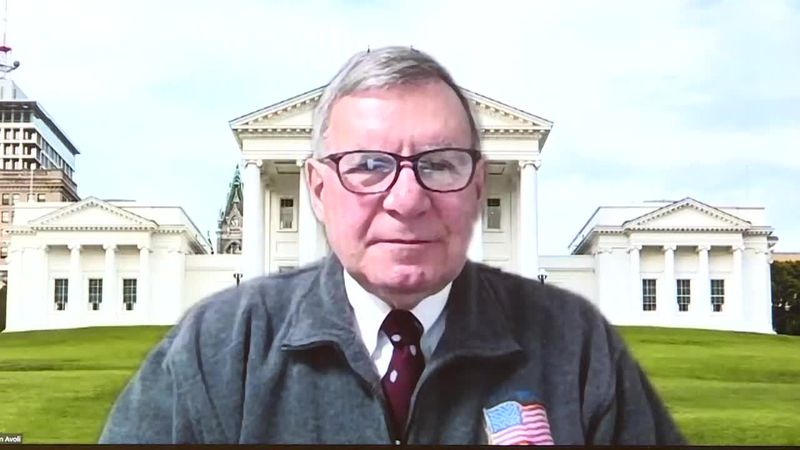 We talk with Delegate John Avoli on the question of legalizing marijuana. He also shares his...