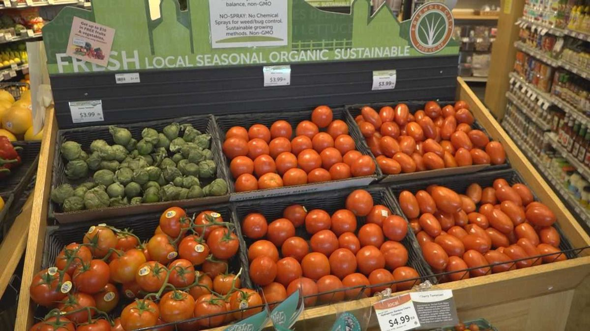 What are the benefits of certified organic food?