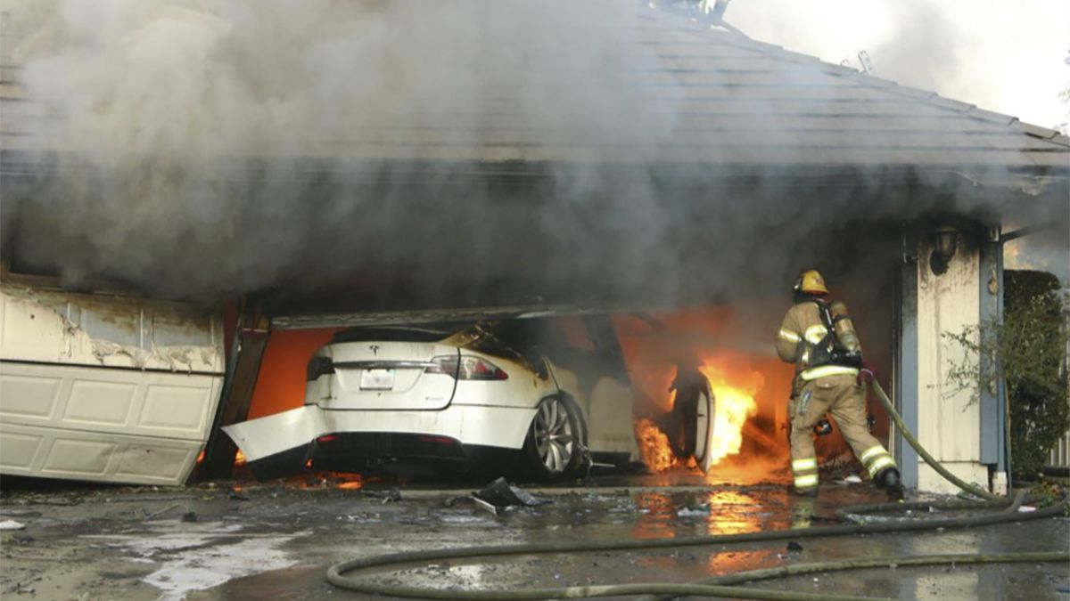 In this undated photo provided by the National Transportation Safety Board, the Orange County...