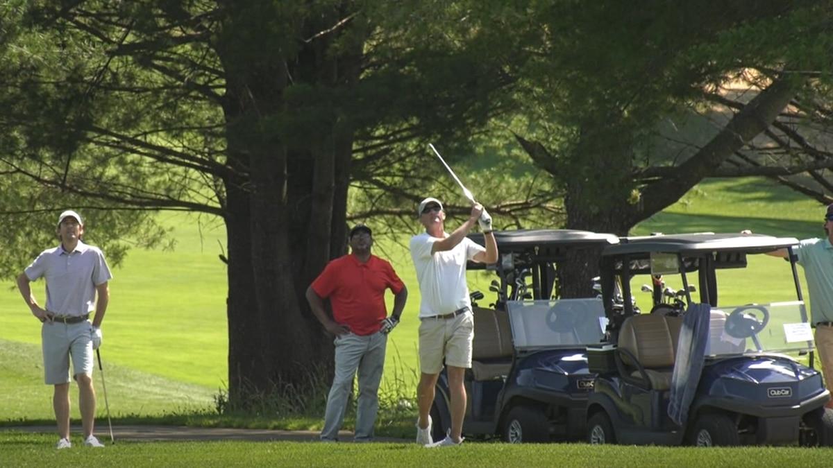 Golf tournament raising money for families at UVA Children's Hospital