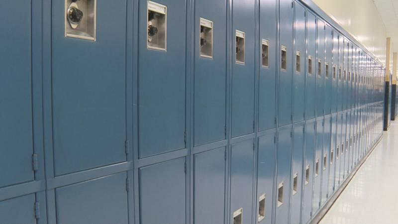 Back to school COVID-19 file photo