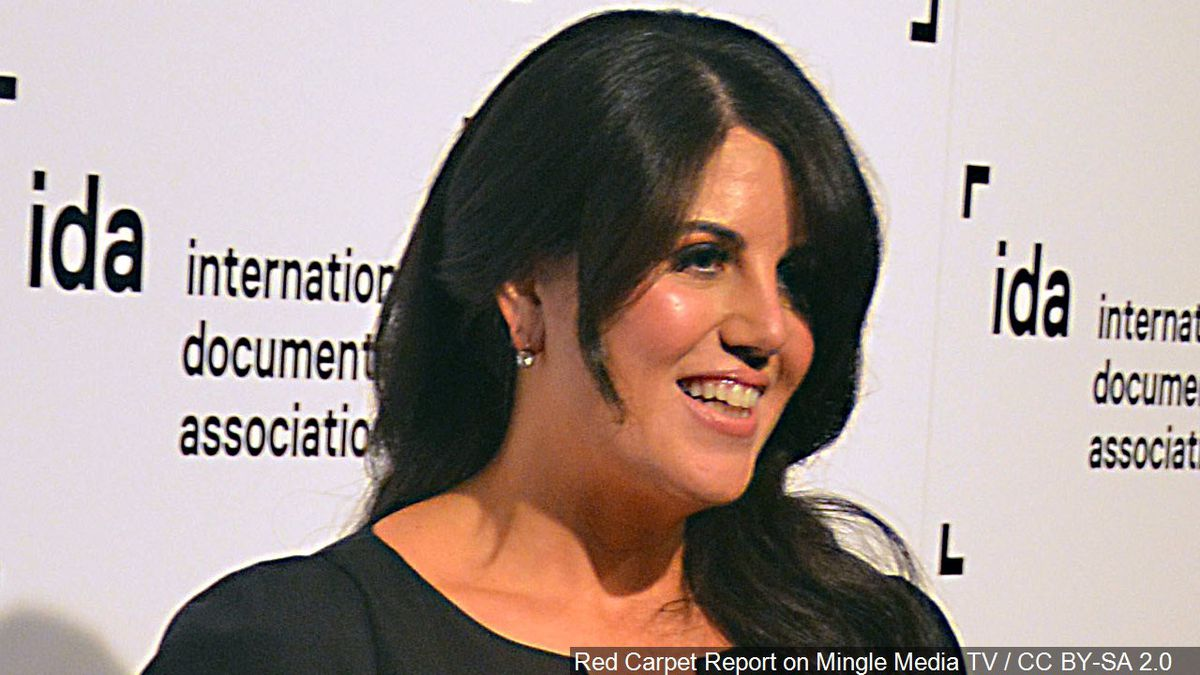 Monica Lewinsky, American activist, television personality, fashion designer, and former White...