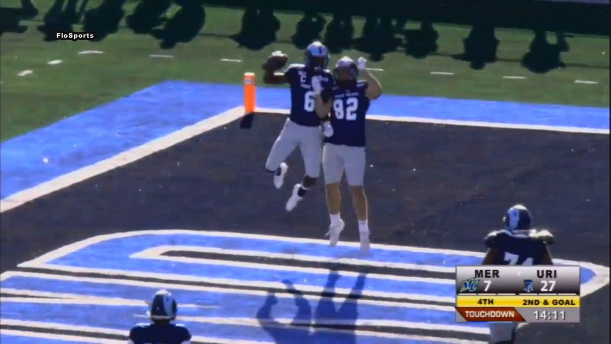 The James Madison football team travels to Rhode Island Saturday.