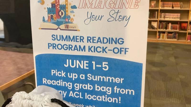 The Augusta County Summer Reading Program kicks off June 1-5
