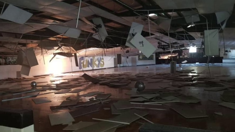 Funkys Skate Center is looking to rebuild with the help of a roller derby team. This comes...