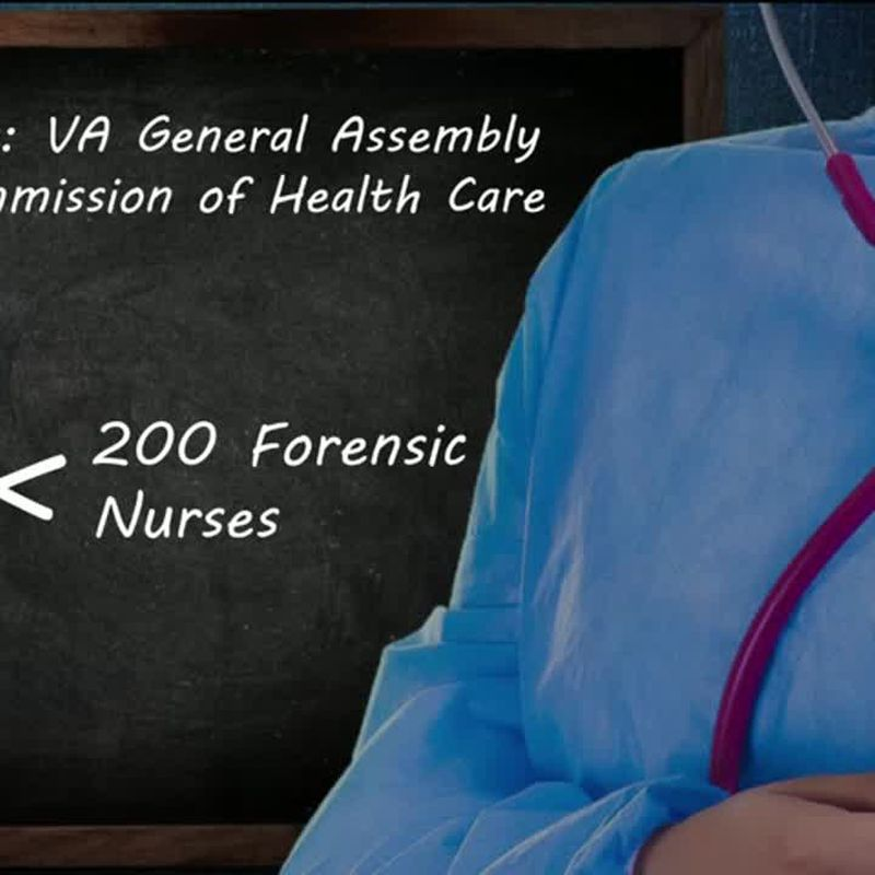 Forensic Nurse Shortage Means Virginia Sex Assault Victims Travel Hours For Exams