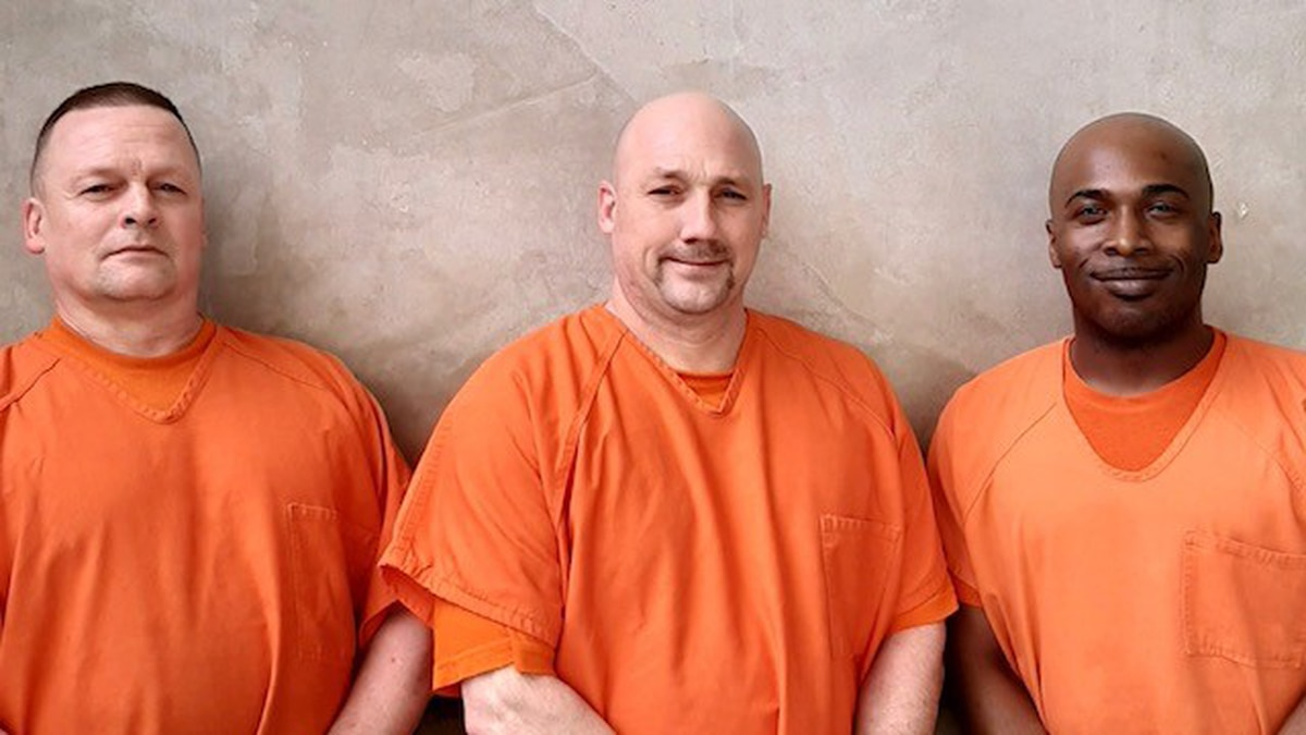 Three Georgia inmates are being praised after helping a deputy who suffered a medical emergency while supervising a jail housing unit.