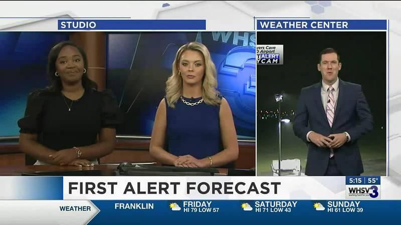 Morning Forecast 10-15-21