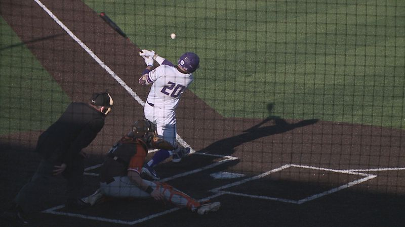 The James Madison baseball team lost to Bowling Green, 10-6, Friday afternoon in the Dukes'...