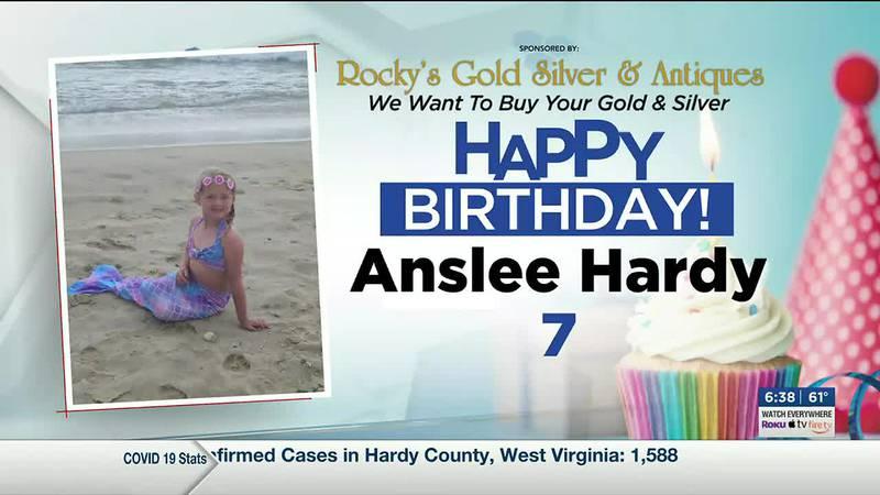 Birthdays and Anniversaries - July 23-25