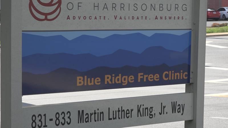 Blue Ridge Free Clinic in Harrisonburg