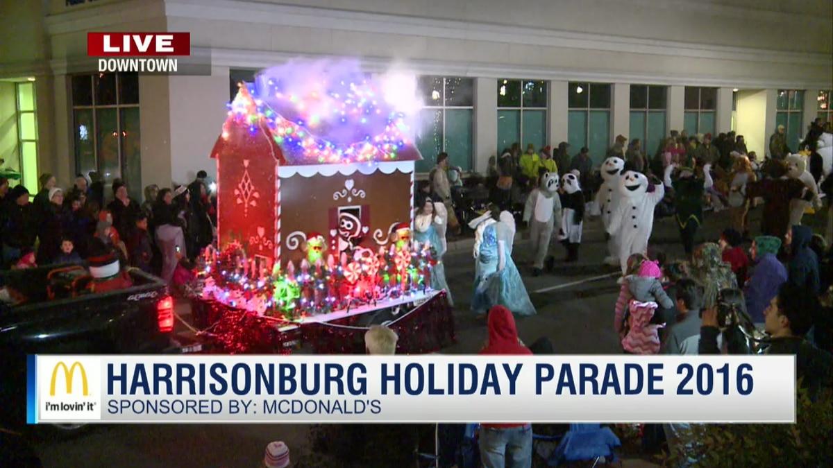 Harrisonburg Christmas Parade 2020 Rewatch the Harrisonburg Holiday Parade