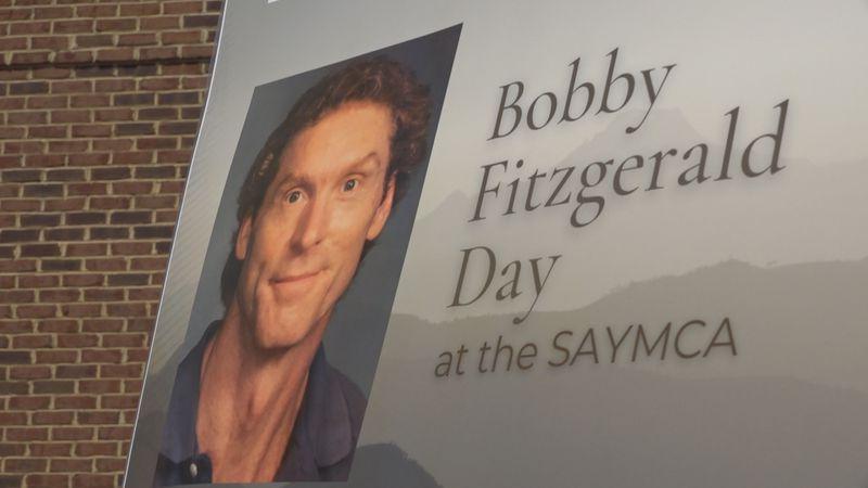 "Staunton-Augusta YMCA names April 20th ""Bobby Fitzgerald Day"""