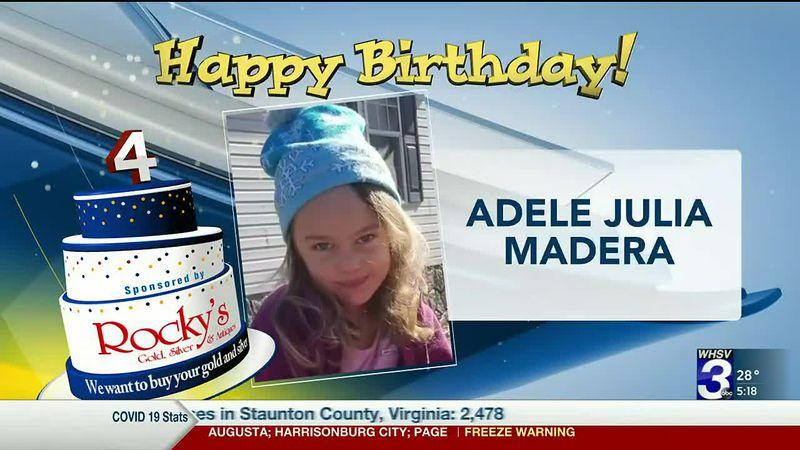 Birthdays and Anniversaries - April 22 2021