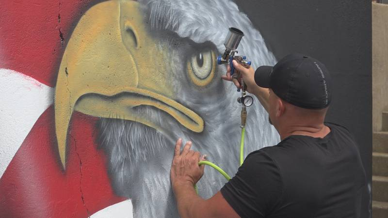 The city of Waynesboro is gearing up for the annual Virginia Street Art Festival and the new...