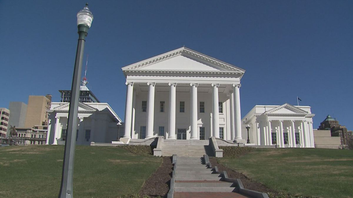 This is the first time in decades that Democrats have controlled both chambers of the General Assembly and the governor's office. | Credit: WHSV