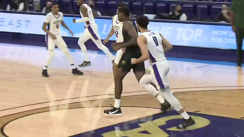 DIGITAL EXTRA: Norfolk State vs. JMU men's basketball - Extended Highlights (11/27/20)