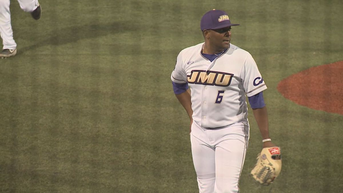 Former JMU pitcher Shelton Perkins is preaching a message of togetherness.