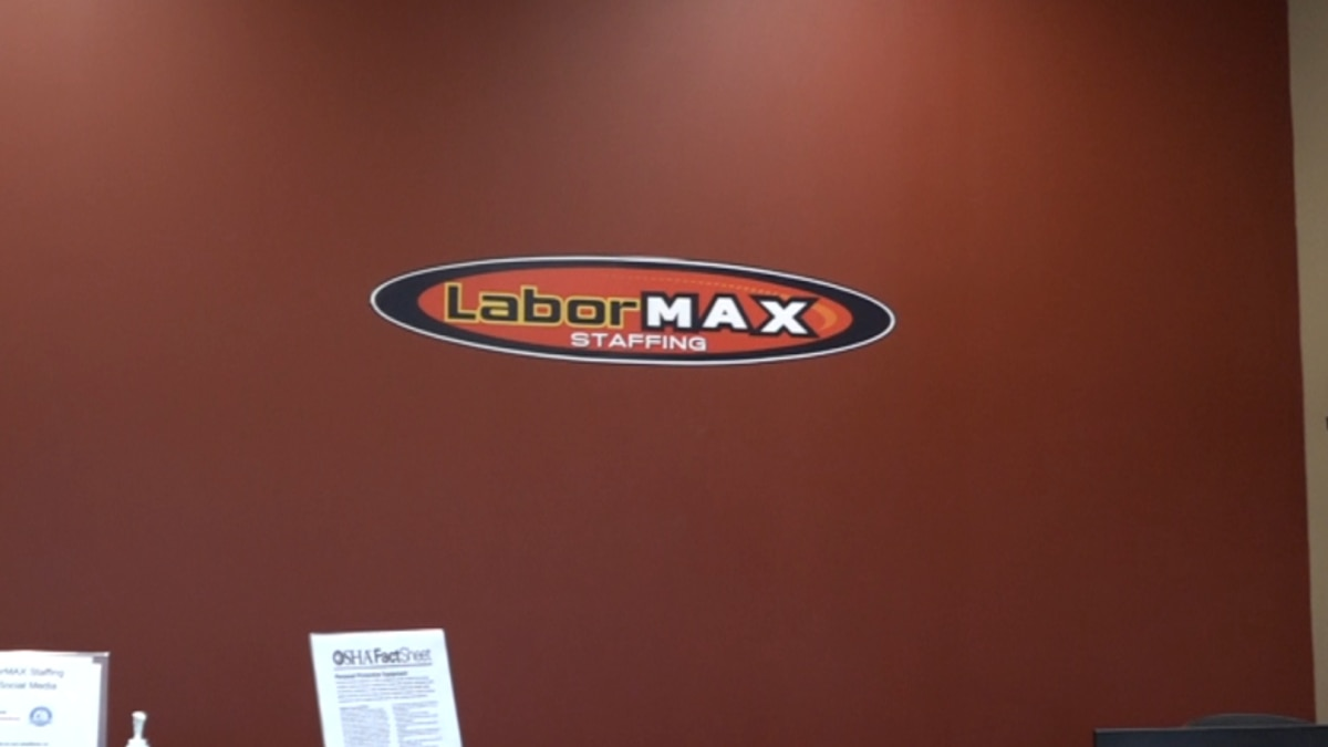 LaborMAX Staffing in Harrisonburg.