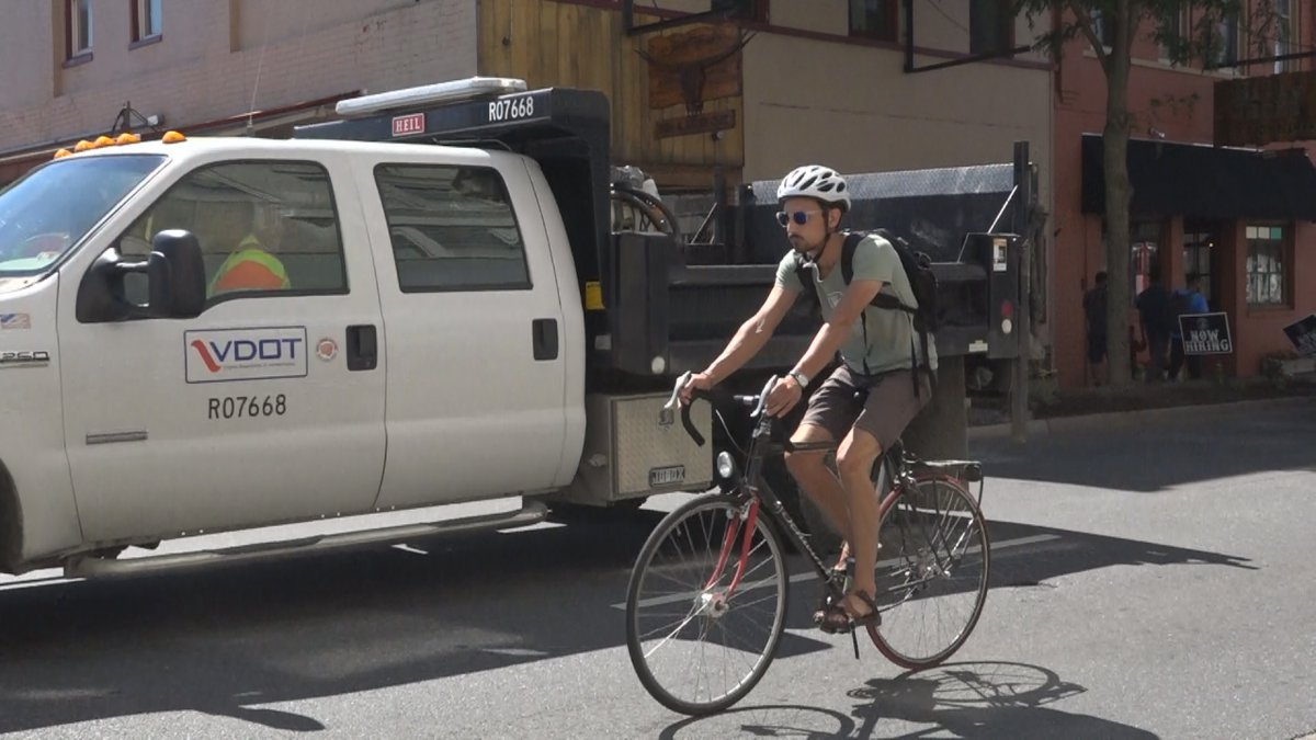 Many new laws will go into effect in Virginia on July 1, including changes to bicycle traffic...