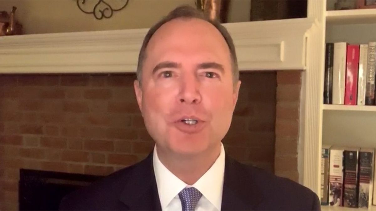 Rep. Adam Schiff, D-Calif., Chairman of the House Intelligence Committee, is one of the committee heads that will announce new legislation in an attempt to curb potential presidential abuse of power.