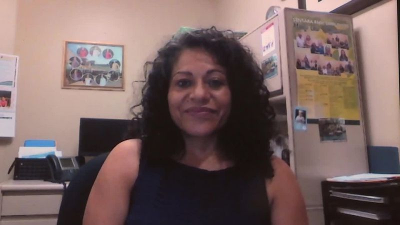 National Hispanic Heritage Month is from Sept. 15 to Oct. 15. Silvia Garcia-Romero of Sentara...