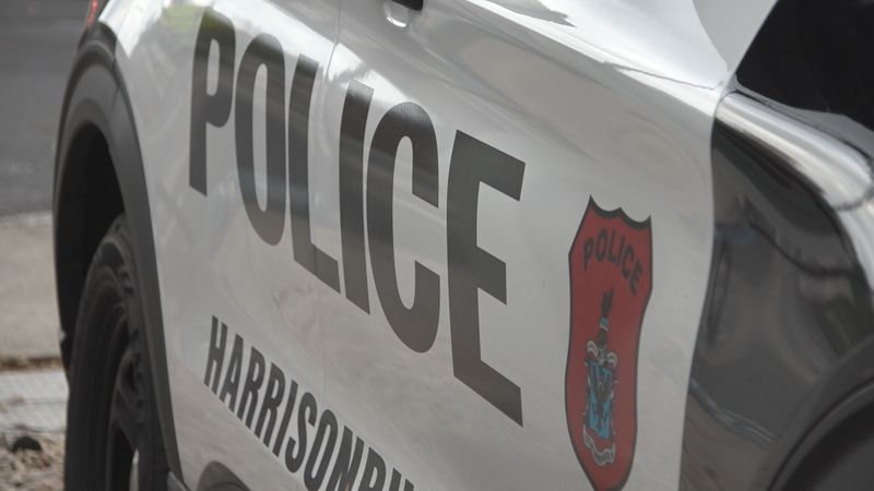 One HPD officer said thankfully Harrisonburg has not experienced unrest as other cities have...