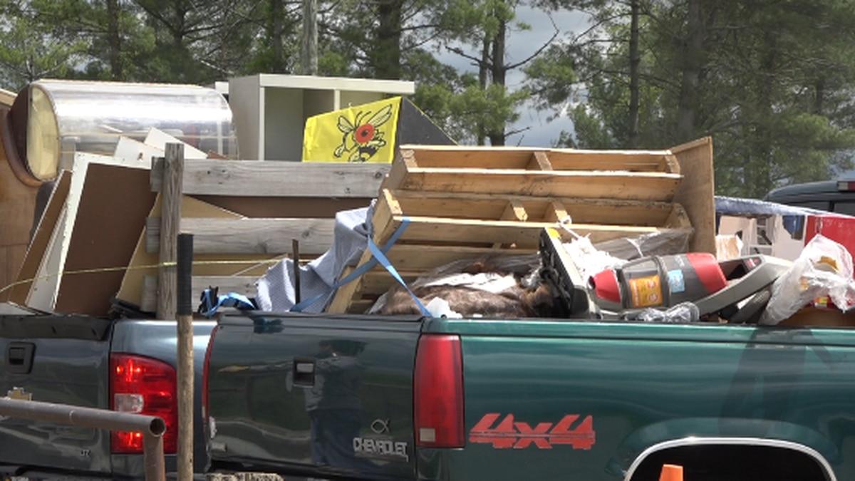Augusta County Regional Landfill. | Credit: WHSV