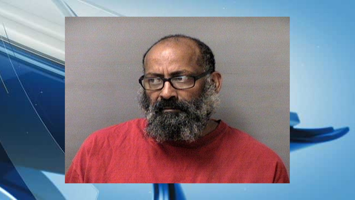 Nathaneal Daniel, 55, is wanted by the local police.
