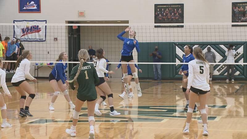 High school volleyball scores from Thursday, September 16.